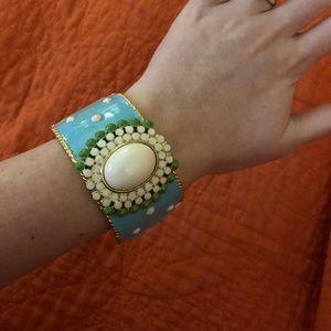 Jewelry - Enamel Fashion Bracelet